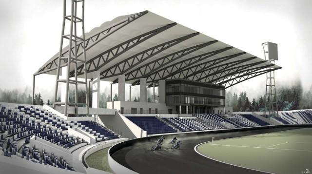 Nowy stadion ma być nowoczesny i funkcjonalny. Czy miastu uda się zdobyć pieniądze na jego budowę?