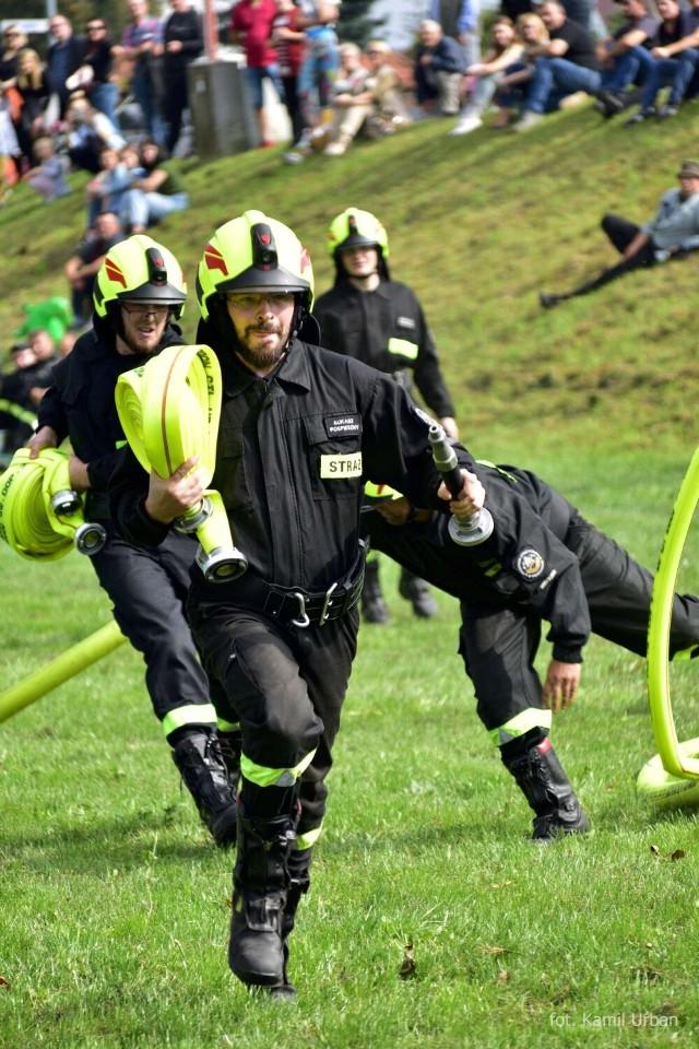 Strażacy z gminy Międzychód zaprosili na zawody sportowo - pożarnicze połączone z festynem strażackim (26.09.2021).