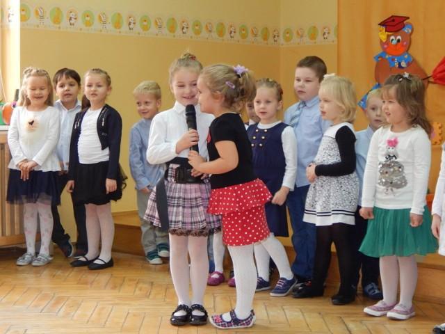 Pasowanie Na Przedszkolaka I Starszaka W Słoneczku