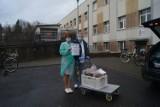 Certyfikowane karpie z Regionu Obra – Warta trafiły 22 grudnia br. do szpitali w Międzychodzie, NowymTomyślu i Międzyrzeczu