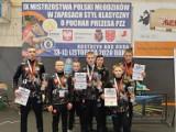 Atletyczny Klub Sportowy w Piotrkowie wywalczył cztery medale na Mistrzostwach Polski Młodzików