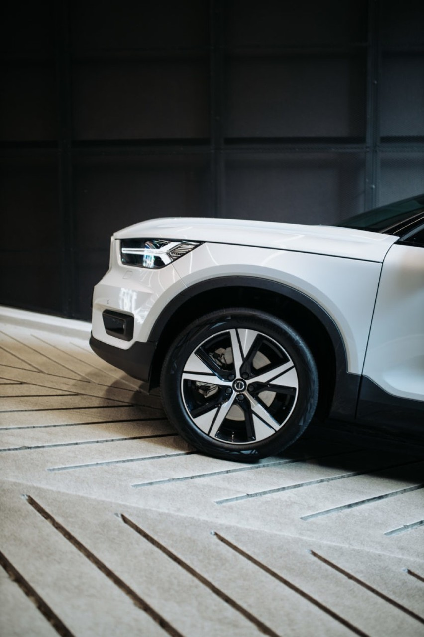 Volvo ogłasza ceny elektrycznego XC40 Recharge P8