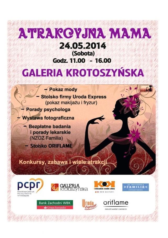 Galeria Krotoszyńska - Dzień Matki
