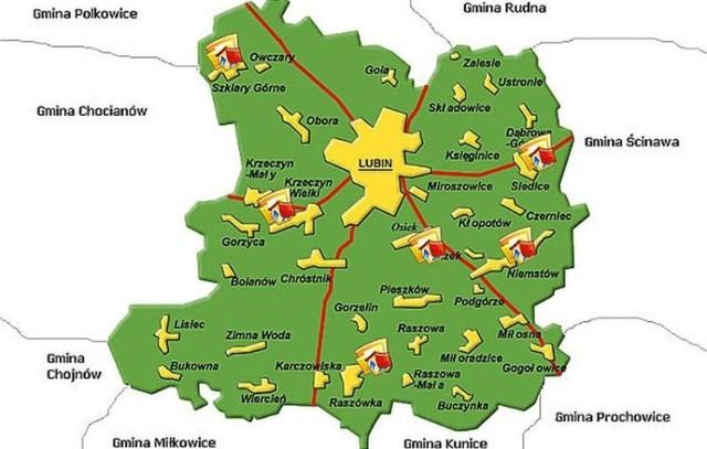 Miejskie miejsca przyłączenia