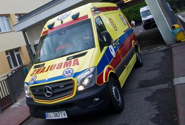 W wyniku bójki trzy osoby trafiły do szpitala.