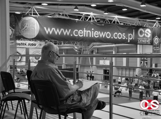 Nie żyje Ryszard Zieniawa. Polski trener judo był częstym gościem we Władysławowie. W COS OPO Cetniewo szkolił polską kadrę judoków