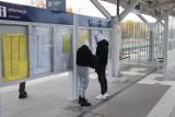 Dworzec Kaliski z nowymi peronami. Niebawem będą zejścia na al. Bandurskiego