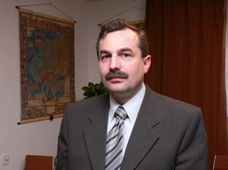 Marek Sildatk ma stracić stanowisko sekretarza. Z funkcji zastępcy wójta już został odwołany. Fot. Marcin Pacyno