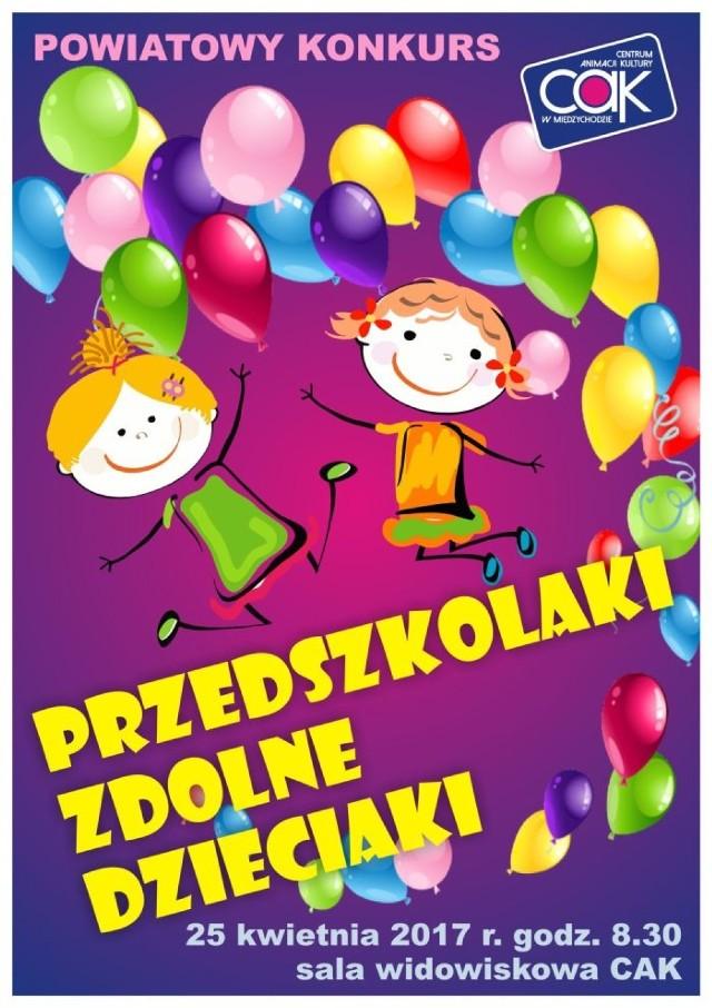 Przedszkolaki Zdolne Dzieciaki Międzychód