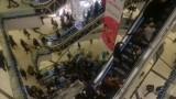 Black Friday w Katowicach: tłumy w centrach handlowych, korki i brak miejsc na parkingach