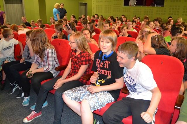 W OKSiR odbywa się wiele zajęć dla młodzieży z gminy