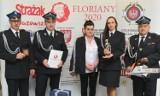 OSP Kłobuczyn ze strażackim Oskarem. Floriany dla strażaków z Kłobuczyna