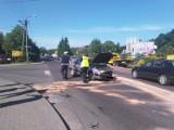Niebezpieczne skrzyżowania w Chrzanowie. Tam najłatwiej o wypadek lub kolizję. Lista