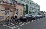 W Kruszwicy nad bezpieczeństwem mieszkańców czuwają policjanci na rowerach