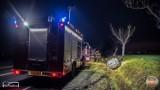 Z AKCJI: Znamy szczegóły strażackiej akcji w Czarnym Sadzie [ZDJĘCIA]