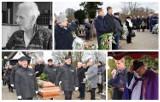 Zbąszyń: Ostatnie pożegnanie Egona Kleina - Honorowego Obywatela Gminy Zbąszyń - 14 grudnia 2019 [Zdjęcia]