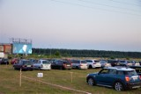 Pierwsze Letnie Kino Samochodowe w Zielonym Parku Przemysłowym w Cierzniach