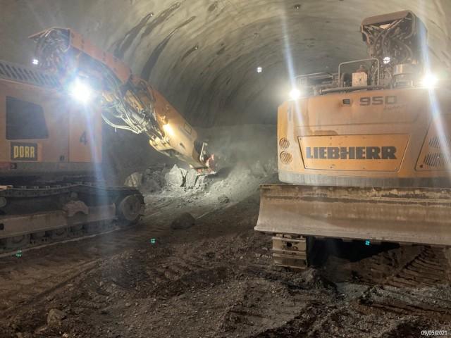 Budowa S3 pod Bolkowem