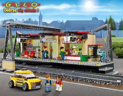 Stwórz Wielkie Miasto Z Klocków Lego Budowanie W Sukcesji