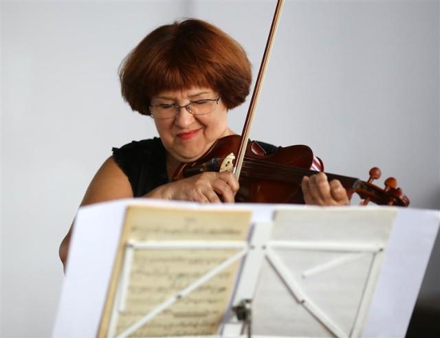 Koncert filharmonii w piotrkowskim muzeum