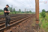Bytom: Tragiczny wypadek na torach kolejowych