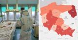 Rekord zgonów podczas IV fali pandemii! Pierwszy raz zmarło aż tyle osób! Gigantyczny wzrost nowych zakażeń w Śląskiem