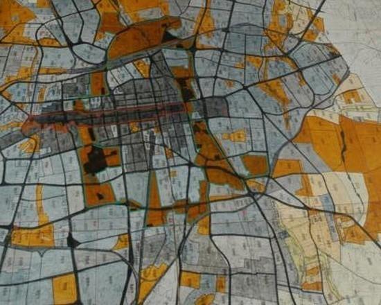 Miejscowy plan zagospodarowania przestrzennego - zdjęcie ilustracyjne