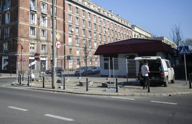 Parklet dla Warszawy