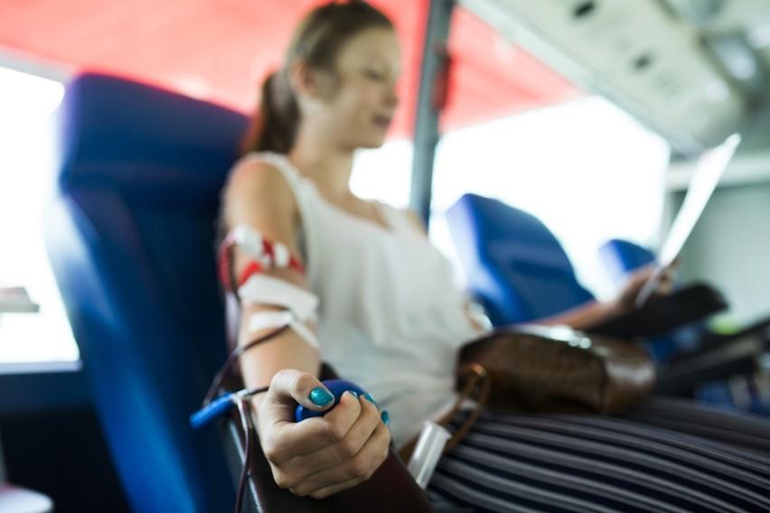Dwa dni dodatkowego urlopu a krew i osocze - to benefit,...