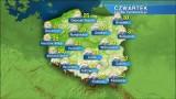Pogoda na czwartek, 24 czerwca. Wytchnienie od upałów i burz coraz bliżej