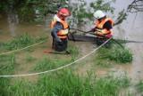 Deszcze i burze w Małopolsce. Sytuacja jest poważna