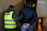 Bytom: policjanci uderzyli w narkobiznes. Zatrzymany 35-letni mężczyzna