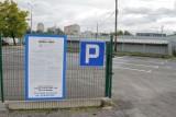 Park&ride Balicka: Parking przy ul. Balickiej stoi pusty [ZDJĘCIA]