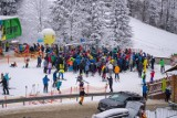Tłumy narciarzy w Krynicy - Zdroju. Czy władze zamkną ponowie stoki?