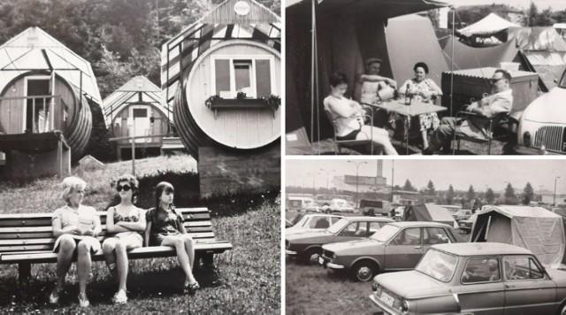 Kemping sprzed lat. Tak wypoczywano w Małopolsce. Zobacz zdjęcia w galerii.