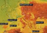 W środę w Polsce nawet 35 stopni Celsjusza! 12 czerwca najgorętszym dniem roku?