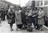 Żołnierze radzieccy w Legnicy. W mieście byli do roku 1993