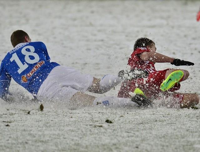 Lech Poznań - Wisła Kraków 2:0 (0:0)