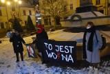 """Protest kobiet w Rybniku dziś na rynku pod hasłem """"Wsadźcie sobie ten niewyrok"""" ZDJĘCIA"""