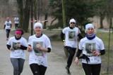 Sportowa rywalizacja na trasie biegu pamięci Żołnierzy Wyklętych w Wolsztynie