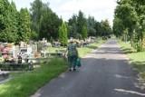 Pogotowie reporterskie. Co przeszkadza odwiedzającym groby bliskich na toruńskim CCK?