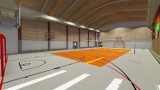 Tak będzie wyglądać nowa hala sportowa szkoły w Łubowie. To już pewne WIZUALIZACJA