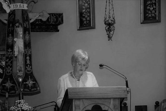 Zmarła Barbara Koral, żona Józefa Korala