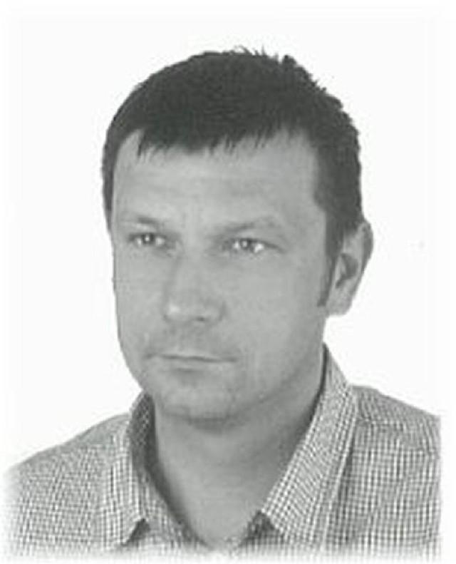 Policja poszukuje Włodzimierza Cwynara (47 lat)