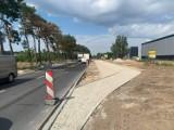 Brak połączenia dwóch fragmentów trasy rowerowej na bydgoskich Kapuściskach. Co dalej?