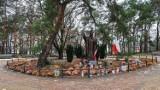 Pomnik Jana Pawła II w Legionowie z monitoringiem. Na wniosek mieszkańców monument będzie można oglądać w sieci przez całą dobę