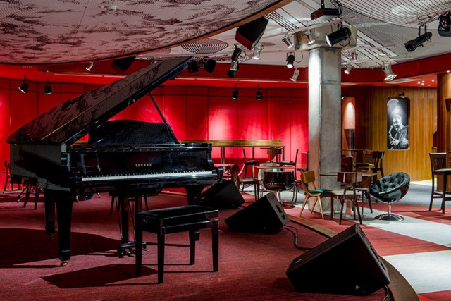 Jazz Club Vertigo