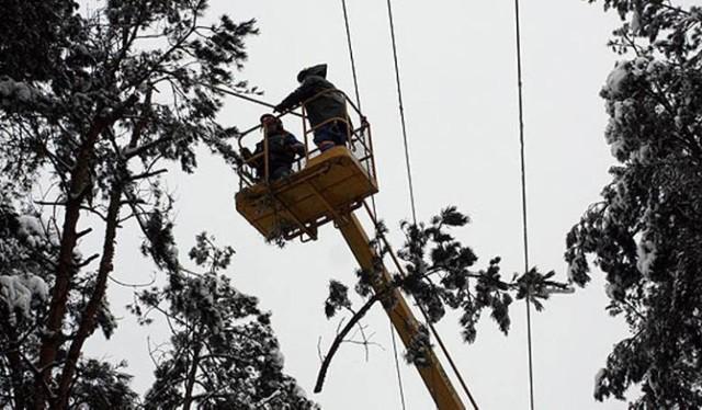 Brak w dostawie prądu: powiat cieszyński