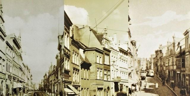 Zobaczcie, jak przez lata zmieniała się jedna z najbardziej znanych bydgoskich ulic.