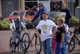 Dzień Bez Samochodu w Chodzieży: Na rynku promowano rowery miejskie [FOTO]